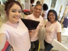 Lupe's House Cleaning ladies